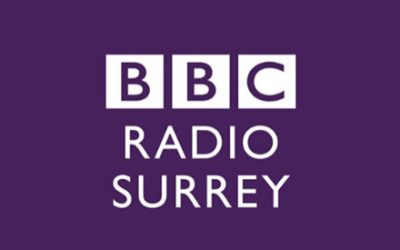 Crafty Brewing on BBC Radio Surrey
